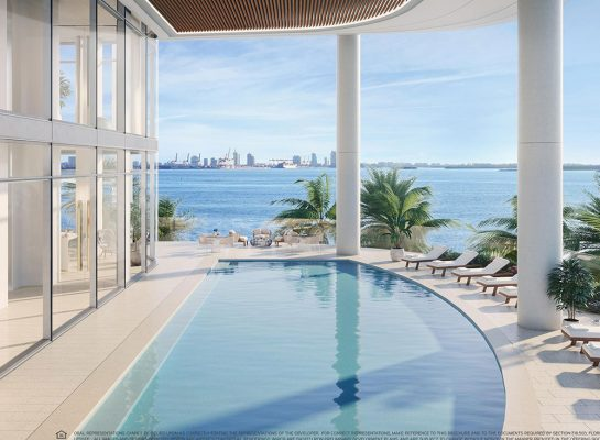 UNA Residences en Brickell Avenue